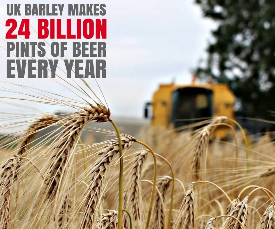 24 billion pints of beer every year!!!!