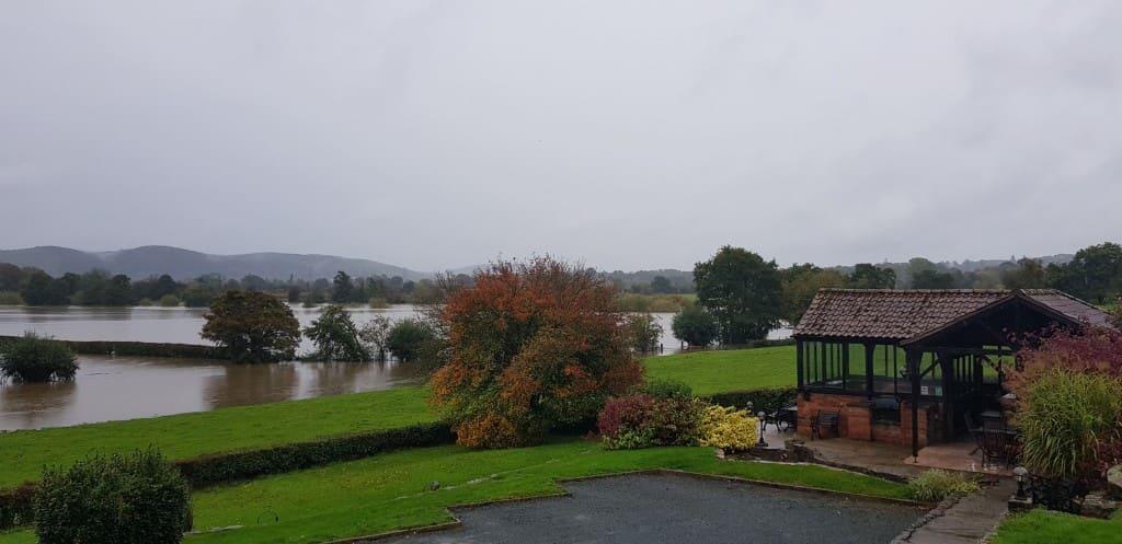 Floods October 2018