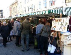 Hereford Arts Market 1